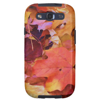 """""""The Fallen Leaves"""" Samsung Galaxy SIII Cover"""