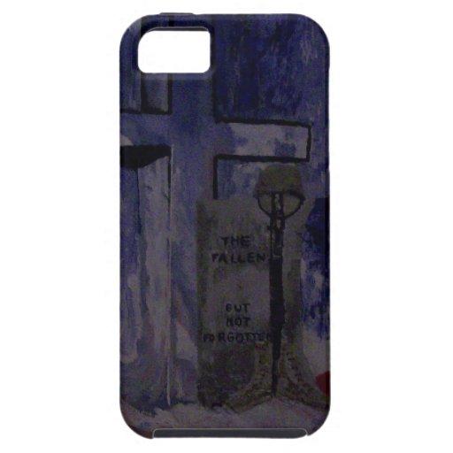 The Fallen Warriors Tribute iPhone 5 Cases