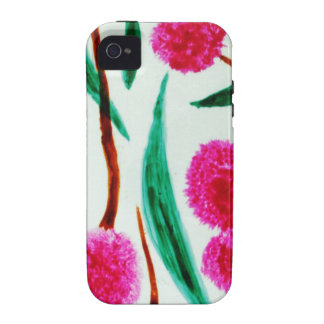 The Falling Flowers iPhone 4/4S Cover