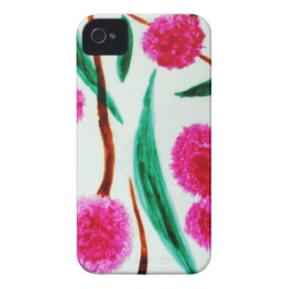 The Falling Flowers iPhone 4 Covers