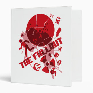 THE_FALLOUT 3 RING BINDER