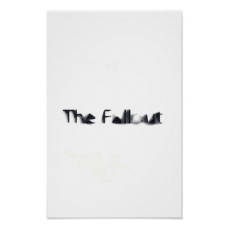 The Fallout Single Posters