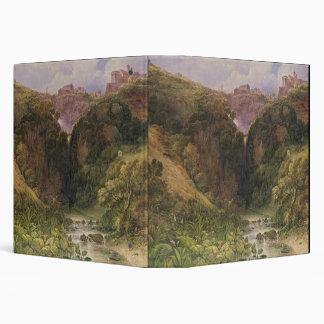The Falls of Tivoli Binder