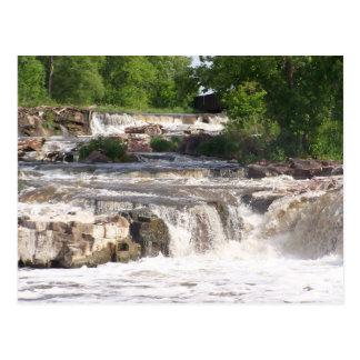 The Falls Postcard