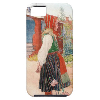 The Falun Home Carl Larsson iPhone SE/5/5s Case
