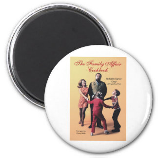 The Family Affair Cookbook Magnet