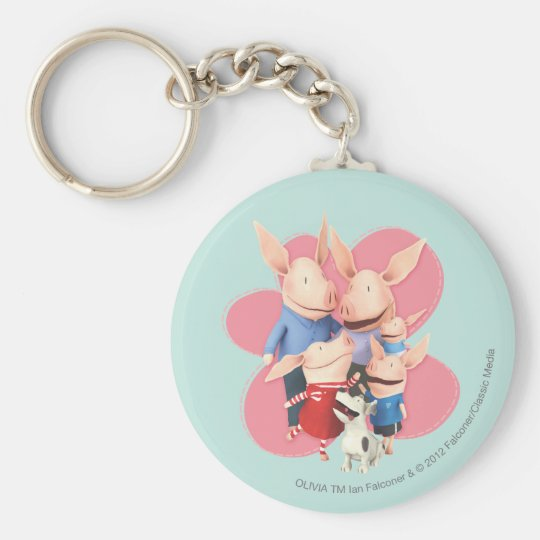 The Family Keychain