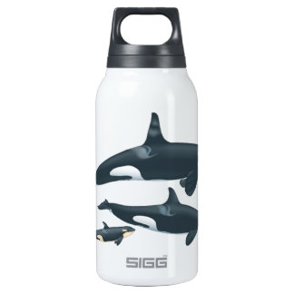 THE FAMILY LOVE THERMOS WATER BOTTLE