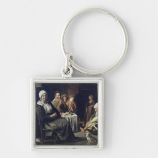 The Family Meal Keychain