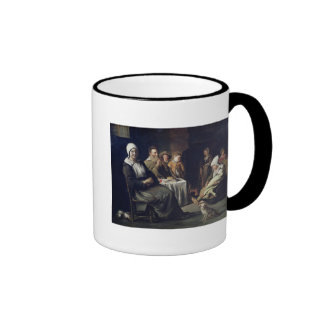 The Family Meal Coffee Mugs