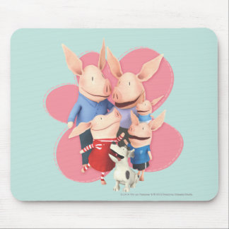 The Family Mouse Pad