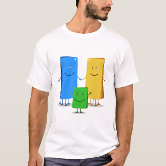 The Family of Colors (2) T-Shirt