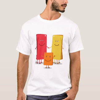The Family of Colors (3) T-Shirt