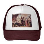 The Family Of Dario Before Alexander The Great Hat