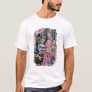 The Family of Emperor Peter I, the Great , 1717 T-Shirt
