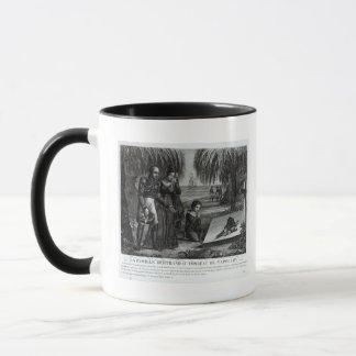 The Family of General Henri-Gratien Bertrand Mug