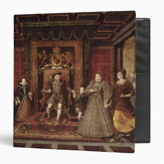 The Family of Henry VIII: Binder