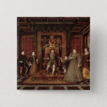The Family of Henry VIII: Button