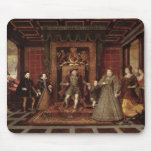 The Family of Henry VIII: Mouse Pad