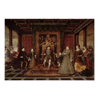The Family of Henry VIII: Poster