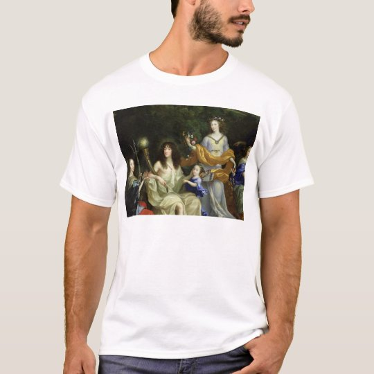 The Family of Louis XIV  1670 T-Shirt