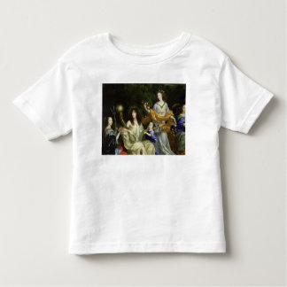 The Family of Louis XIV  1670 Toddler T-shirt