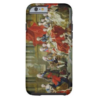 The Family of Philip V, 1743 (oil on canvas) Tough iPhone 6 Case