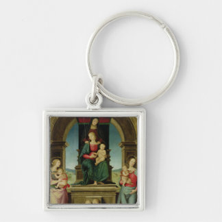 The Family of St. Anne, c.1507 Keychains
