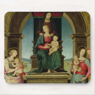 The Family of St. Anne, c.1507 Mouse Pad