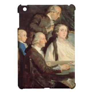 The Family of the Infante Don Luis de Borbon 2 iPad Mini Covers
