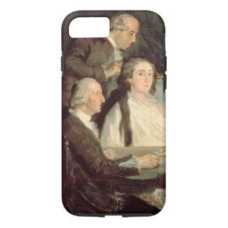 The Family of the Infante Don Luis de Borbon 2 iPhone 8/7 Case