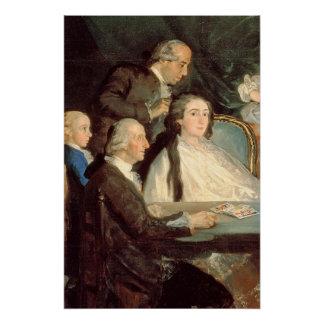 The Family of the Infante Don Luis de Borbon 2 Poster