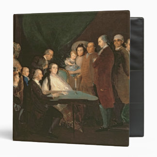 The Family of the Infante Don Luis de Borbon Vinyl Binders
