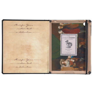 The Family of the Infante Don Luis Francisco Goya Case For iPad