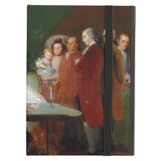 The Family of the Infante Don Luis Francisco Goya iPad Folio Cases