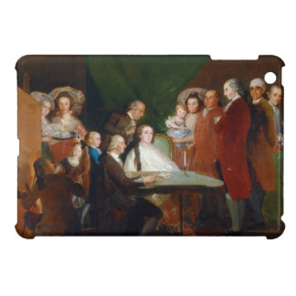 The Family of the Infante Don Luis Francisco Goya Cover For The iPad Mini