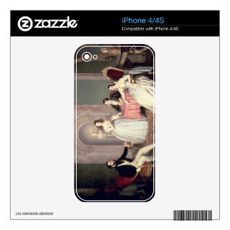 The Family of the Marquis Giuseppe Sigismondo Ala Decals For The iPhone 4S