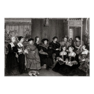 The Family of Thomas More Poster