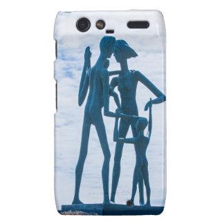 The Family Sculpture Droid RAZR Cases