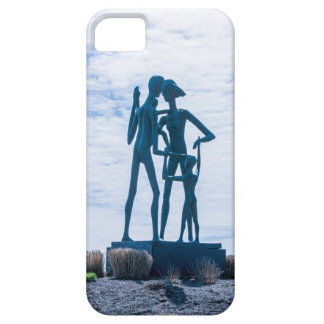 The Family Sculpture iPhone 5 Covers