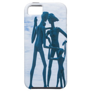 The Family Sculpture iPhone 5 Case