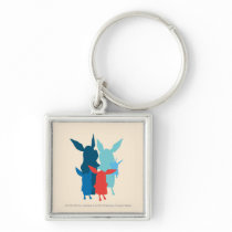 The Family - Silhouette Keychain