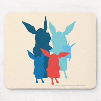 The Family - Silhouette Mouse Pad