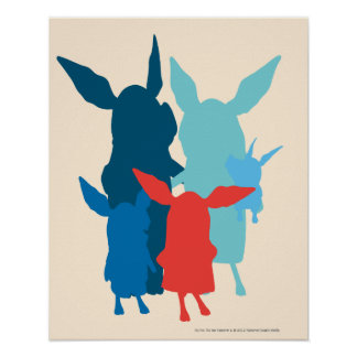 The Family - Silhouette Print