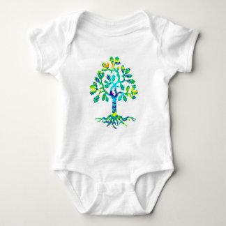 The Family Tree Baby Bodysuit