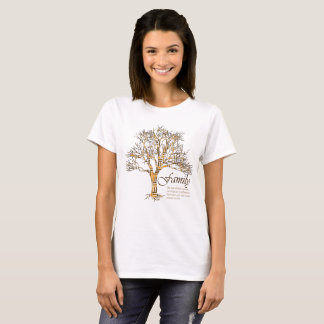 The Family Tree: different branches same roots T-Shirt