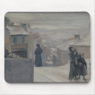 The Famine between 1870-71, 1889 Mouse Pad