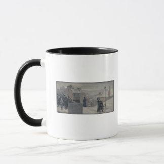 The Famine between 1870-71, 1889 Mug