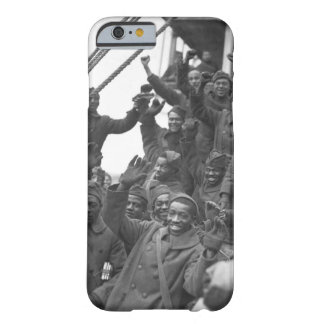 The famous 369th arrive in N.Y. City_War Image Barely There iPhone 6 Case