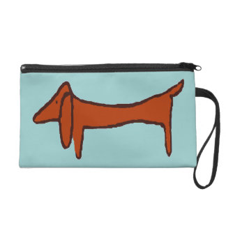 The Famous Abstract Dachshund Bag
